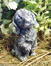 Latex dog small dachshund begging dog Mold Plaster mold Concrete mold