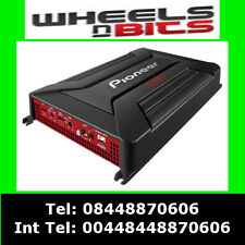 Pioneer GM-A5602 900 Watt 2 Channel AMplifier for Speakers or Sub Subwooefer
