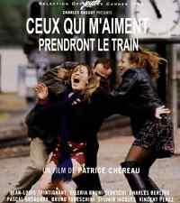 Bande annonce 35mm 1997 CEUX QUI M'AIMENT PRENDRONT LE TRAIN JL Trintignant