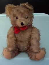 Vintage Teddy Bear Hermann Cortendorf Coburg Mohair Open Mouth Germany Toy