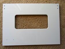 """NEW!  Viking Professional White Oven Door Skin H9001721WH For 30"""" Range VGIS 300"""