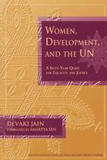 Women, Development, and the UN: A Sixty-Year Quest for Equality and Justice (Pap