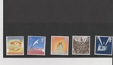 Set 5 GB Great Britain Stamps Europa Peace and Freedom 1995 Mint in folder
