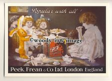 ad0306 - Peek Frean & Co Ltd - Family Assorted Biscuits - Modern Advert Postcard