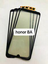 Per Huawei Honor 8A JAT-AL00 TOUCH SCREEN ANTERIORE VETRO PANNELLO LENTE sostituzione