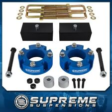 """Toyota Tundra 3"""" Front + 1"""" Rear Complete Lift Leveling Kit 4WD 4X4 2007-2015"""