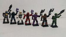 MEGA BLOKS Halo Series 4 Blind mystery pack Common & Rare figures