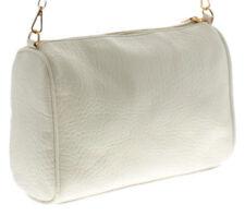 Bolsos de mujer de color principal blanco sintético