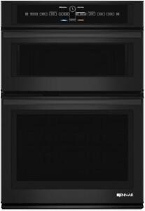 """JENN-AIR JMW3430DB 30"""" Convection Wall Oven/Microwave Combination (Black) *NEW*"""