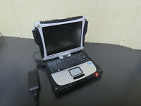 TOUGHBOOK CF-19 MK4 CORE i5 ✓ 250GB ✓ 2GB ✓ TOUCHSCREEN ✓ USB ✓ GOBI ✓ GPS ✓ W7