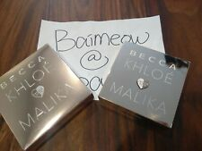 BECCA x Khloe Kardashian & Malika Haqq Bronze, Blush & Glow Palette shade Khloe