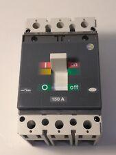 ABB Sace Tmax T1N 100 Circuit Breaker 3 Pole, Tested & Guaranteed, Free Ship