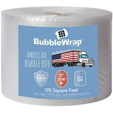 "50 Bubble Bags Wrap 10.25 ""X 9.75"" Packing Cushion Air Pocket Shipping"
