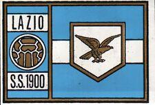 FIGURINE STICKER ALBUM CALCIATORI PANINI 1966/67 SCUDETTO BADGE LAZIO REC 4-227