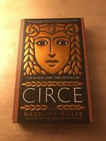 CIRCE by Madeline Miller (2018, Hardcover) First Edition