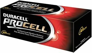 Procell AA Batteries by Duracell, 24 pack