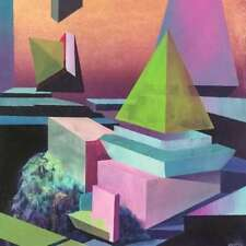 Xander Harris - California Chrome Neu LP