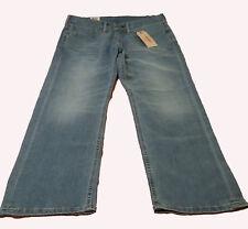 Levi's Men's 505 Regular Fit Jean, Washed Blue, 38 x 32 - NWT