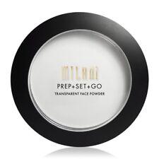 MILANI Prep + Set + Go Transparent Face Powder (Vegan)