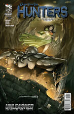 Zenescope GRIMM FAIRY TALES Hunters The Shadowlands Issue #2 Cover B Cafar