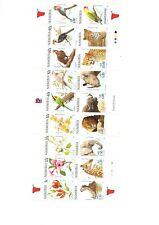 Namibia Animal / Bird definitve stamp booklet