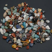 Tumbled Stones 1/2 Lb Lots Mix Polished Minerals Natural Colors (8-15mm)
