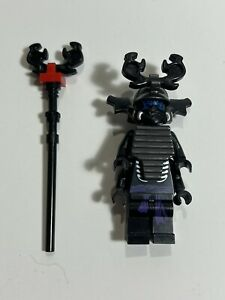 2013 Lego Ninjago Final Battle Lord Garmadon Minifigure 70505 Helmet, Four Arms