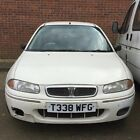 Rover 200 220 220Di Turbo Diesel. ONLY 20 ON THE ROAD. 12 Mths MOT NOT BREAKING