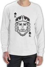 King Cotton Long Sleeve T-Shirts for Men