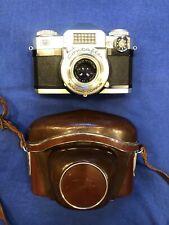 ZEISS CONTAFLEX IKON SUPER 1959,SYNCHRO-COMPUR TESSAR 2.8/50mm