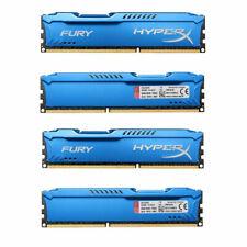 8GB 16GB 32GB DDR3 1600MHz RAM PC3 For Kingston HyperX FURY DIMM Desktop Memory