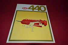 Gehl 440 Haybine Mower Conditioner Dealer's Brochure YABE8
