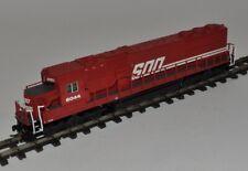 """N Scale Atlas SD-60 Diesel  Locomotive  DCC """"SOO Lines""""  #AK149"""