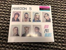 Maroon 5 Red Pill Blues 2017 CD - Brand New Factory Sealed Free Shipping