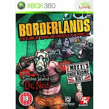 Borderlands Expansion Pack Xbox 360 * nuevo Y Sellado *