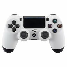 Soft White PS4 PRO Rapid Fire modded controller for COD BO3 All Games CUH-ZCT2U