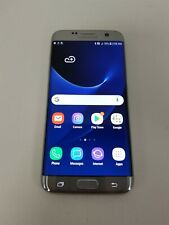 Samsung Galaxy S7 Edge 32GB Silver SM-G935A (AT&T) Android Smartphone KG3940