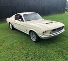 1968 Ford Mustang  1968 Mustang Fastback