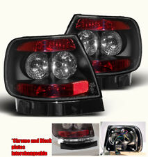 1996-2001 AUDI A4 S4 4DR ALTEZZA TAIL BRAKE LIGHT LAMP 1997 1998 1999 2000 BLACK