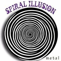 SHRINKING OR GROWING HEAD SPIRAL ILLUSION TWISTER MAGIC TRICK PORTABLE METAL