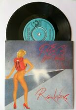 "Roger Waters. The Pros And Cons Of Hitch Hiking. (1984 MINT vinyl 7"") Pink Floyd"