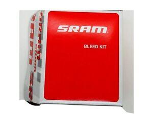 New Sram Bleed Kit fits Edge X0 XX Guide Level Road HydroR Avid Code Elixir DB