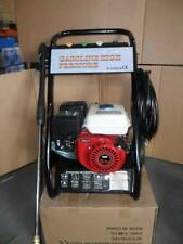 PETROL POWER WASHER NEW CT234 LANCE HOSE DRAWS FROM DRUM incs free turbo nozzle