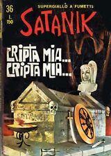 SATANIK N. 36 DEL 25 MAGGIO 1966