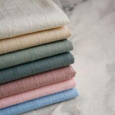 1yard*148cm Japan Jacquard Pure Cotton Fabric Soft Shirt Material Kids