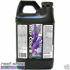 Brightwell Reef Code B 2 Liter Alkalinity Buffer Coral Supplement Free USA Ship