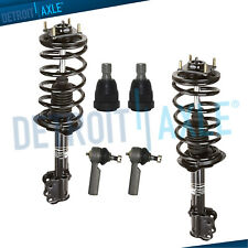 6pc Front Strut Lower Ball Joint TieRod 2001 - 2007 Ford Escape Mazda Tribute