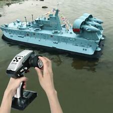 RC 1/110 Luftkissenboot Hovercraft ferngesteuertes Schiff Boot Kriegsschiff RTR