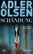 Schändung von Jussi Adler-Olsen (2013, Taschenbuch)
