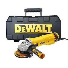 DEWALT DWE4206K 115mm Angle Grinder 110v UK Delivery